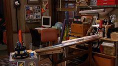 Decoração Fora de Série: How I Met Your Mother – O Apartamento de Ted Mosby