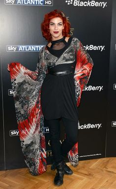 Natalia Tena Photos - Natalia Tena attends the season launch of 'Game of Thrones' at One Marylebone on March 2013 in London, England. - 'Game of Thrones' Season Launch in London Quim Gutierrez, Ramsey Bolton, Natalia Tena, Photoshoot Images, English Actresses, Perfect Woman, Red Carpet Fashion, Atlantis, Short Hair Cuts
