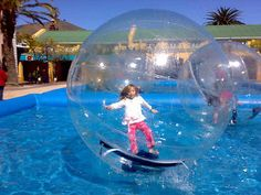 You CAN walk on water! See how! http://www.zorbingtime.com/water-ball/