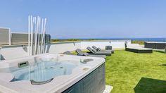 Penthaus Mallorca : große Terrassen mit Whirlpool, exklusive Gemeinschaft, http://www.casanova-immobilien-mallorca.com/de/apartment-wohnung/1591313/1