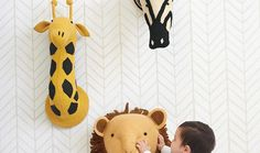 19 Kid-Tested + Mother-Approved Wall Decorations