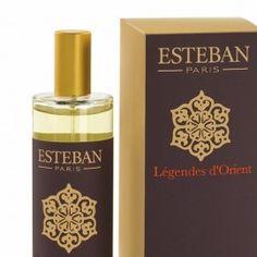 Vaporisateur Légende d'Orient ESTEBAN Parfum d'intérieur 23.90 € livré gratuitement dans le relais colis de votre choix !