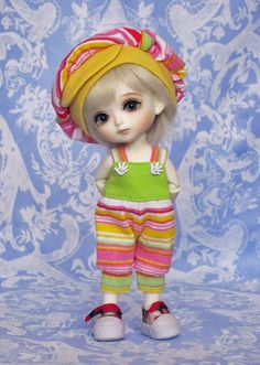 BJD-club • Просмотр темы - Одежда на Lati Yellow, Luts Tiny, PukiFee.