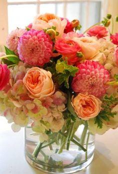 A fabulous arrangement. We'd like on our desk.