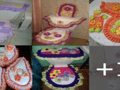 PASO A PASO COMO HACER JUEGOS DE BAÑO Porta Cupcake, Recycling, Medieval, Sewing, Learning, Long Skirts, Diy Clothing, Vestidos, Molde