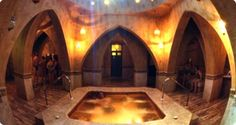 I think we will need to visit the Hammam - Arabian bathhouse!
