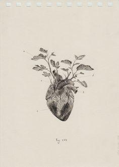 Drawings 10 by Juan Osorno #illustration #drawing