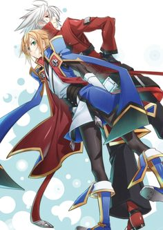 blazblue+jin | Tags: Anime, BlazBlue, Kisaragi Jin,