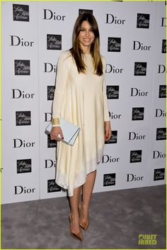 Jessica Biel & Ashley Madekwe: Dior Pret-A-Porter Dinner! | Anne V, Ashley Madekwe, Jessica Biel Photos | Just Jared