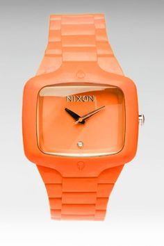 Nixon Rubber Player - Eric has this & almost every other color, including the special editions.