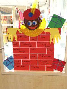 Woordveld Sint Crafts For Kids, December, Seasons, School, Creative, Fun, Bricolage, Fin Fun, Kids Arts And Crafts
