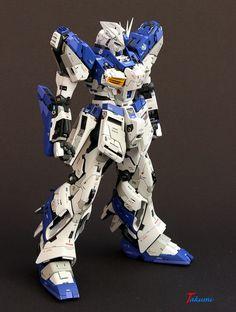 "Custom Build: MG 1/100 hi-nu Gundam Ver. Ka ""Detailed"" - Gundam Kits Collection News and Reviews"