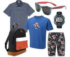 Easter holidays packing, mens collection. | Travel Advice for Men #howmendress #menswear #mensfashion
