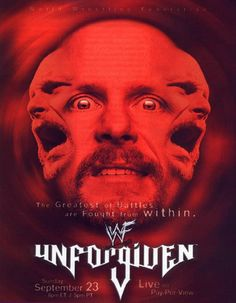 WWE Unforgiven 2001 (2001)…