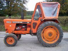DAVID BROWN 1210 TRACTOR | eBay