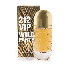 212 VIP Wild Party Eau de Toilette Spray for Women by Carolina Herrera Perfume 212 Vip, Fragrance Outlet, Carolina Herrera 212 Vip, Women, Eau De Toilette
