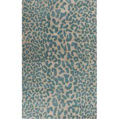 yellow zebra print rug
