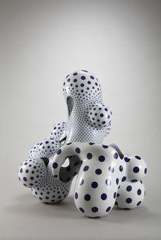 86014 Beautiful Ceramics by Harumi Nakashima.