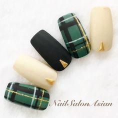 Xmas Nail Art, Xmas Nails, Holiday Nails, Christmas Nails, Classy Nail Designs, Nail Art Designs, Nails Design, Classy Nails, Stylish Nails