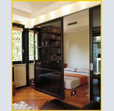 Bedroom design decor deparment interior partition