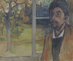 Self-Portrait Pont-Aven, 1888 Charles Laval (1861 - 1894) oil on canvas, 50.7 cm x 60.4 cm Van Gogh Museum, Amsterdam (Vincent van Gogh Foundation)