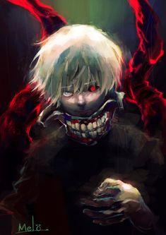 Kaneki Ken - Tokyo Ghoul:re Sasaki Tokyo Ghoul, Tokyo Ghoul Fan Art, Ken Kaneki Tokyo Ghoul, Naruto Sharingan, Tokyo Ghoul Wallpapers, Anime Galaxy, Digital Painting Tutorials, Image Manga, Marvel