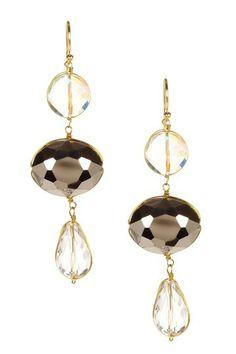 Fab Earrings by Meghan Fabulous on @HauteLook