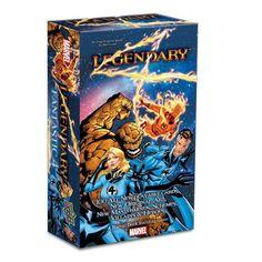 Marvel Legendary Deck Building Game Expansion 3