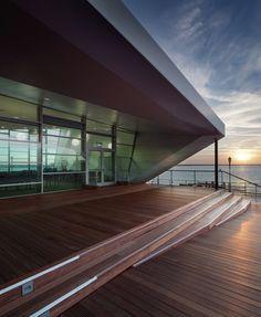 Southend Pier Cultural Centre / White Arkitekter + Sprunt,© Luke Hayes