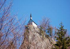 Riederstein Chapel  Tegernsee, Germany