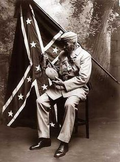 10 Surprising Facts about the Confederacy. Black-Confederate-Soldier