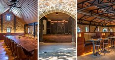 A renovation of this winery preserved a century-old stone building while introducing contemporary updates