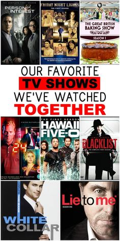 Our Favorite TV Shows We've Watched Together. Shows to watch as a couple. Best Netflix shows. Best tv shows. What to watch. Good Netflix Tv Shows, Best Tv Shows, Favorite Tv Shows, Criminal Shows, Texas High School Football, I Don T Love, Marriage Romance, Hawaii Five O, Perfect Relationship