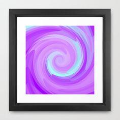 Re-Created Rrose xi  #Framed #Art #Print by #Robert #S. #Lee - $35.00