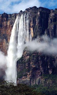 Angel Obertein Angel Falls - Venezuela