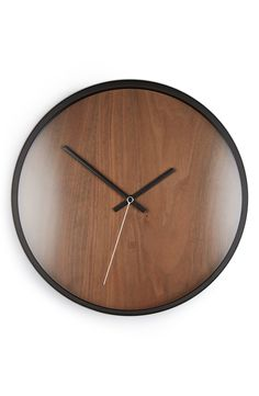 Wall Clock What do you think of the colour? Wall Clock Crazy for Wall Clocks Large Rustic Pallet Wood Wall Clock 10 DIY Table and Wall Clock Projects — Modern Clock, Modern Wall, Wall Watch, Clock Art, Wood Clocks, Wood Turning, Accent Decor, Wood Projects, Home Accessories
