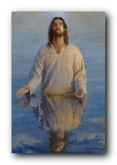 """Reflection Of God"" by Morgan Weistling (Colossians 1 15-20) Jesus Christ is the image of God."