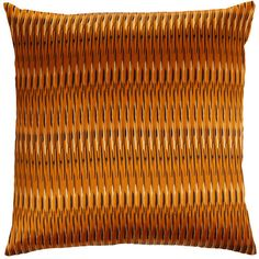 Mariska Meijers Tribal Stripes Cushion - Ocre - 40x40cm ($74) ❤ liked on Polyvore featuring home, home decor, throw pillows, brown, brown accent pillows, striped throw pillows, tribal throw pillows, striped accent pillows and tribal home decor