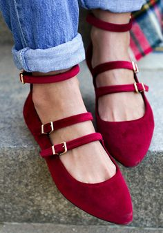 not your average mary janes