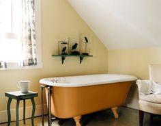 Superior Orange Bathroom Design Ideas Images