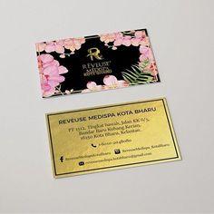 namecard design leasarra malaysia murah 2017