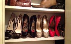 Hallskåp organiseras - Organize a reach in closet