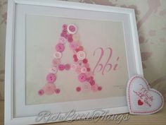 Personalised New Baby / Christening Gift  by RichLittleThings, £20.00
