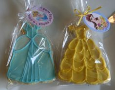 Disney Princess Cookies.