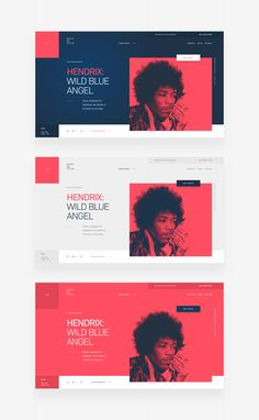 Excellent simple ideas for your inspiration Website Design Layout, Web Layout, Layout Design, Ui Design, Best Web Design, Page Design, Portfolio Webdesign, Pag Web, Banners