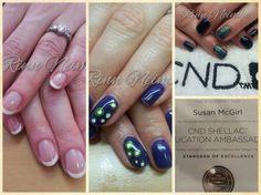 CND nail systems Cnd Nails, Cnd Shellac, Natural Nails, Nail Polish, Nail Polishes, Polish, Natural Looking Nails, Natural Color Nails, Gel Polish