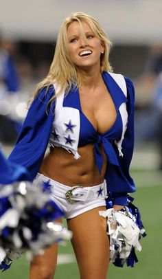 Dallas Cowboys Cheerleaders Oops | Dallas Cowboy Cheerleader Hall of Fame
