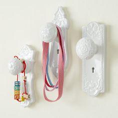 Doorknob Wall Décor (Set of 3) in Shelf & Wall Storage   The Land of Nod