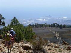 Hiking in Tenerife – 5 years Tenerife Walking Festival Tenerife, Mount Rainier, 5 Years, All Over The World, Wander, Trail, Hiking, Island, Mountains