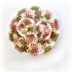 Eco Friendly Wash Cloth. Face Scrubby  100 cotton by PowersOfLove, $4.00